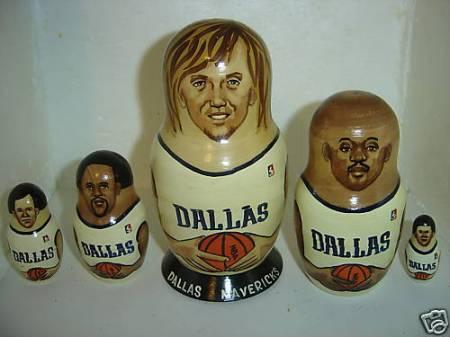 Look, it's Devin Harris inside Josh Howard inside Jason Terry inside Jerry Stackhouse inside Dirk Nowitzki!