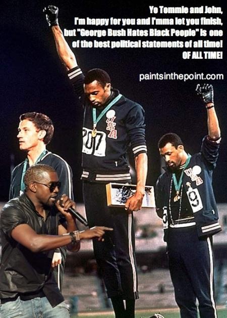 Olympic Kanye