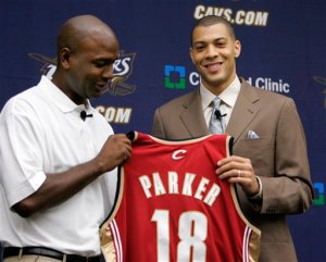 Cavaliers Parker Basketball