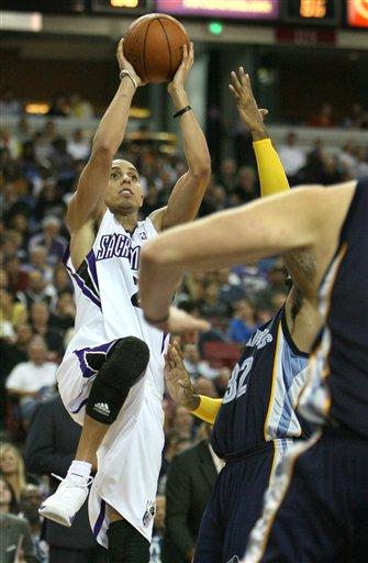 Grizzlies Kings Basketball